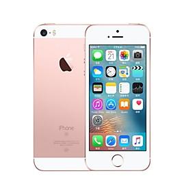 رخيصةأون تجديد فون-Apple iPhone SE 4 بوصة 16GB 4G هاتف ذكي - تم تجديده(فضي / وردي بلاشيهغ / رمادي) / 2GB / 12