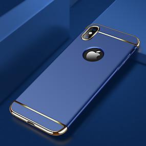 povoljno Telefoni i pribor-Θήκη Za Apple iPhone XS / iPhone XS Max Pozlata / Ultra tanko / Mutno Stražnja maska Jednobojni Tvrdo PC za iPhone XS / iPhone XR / iPhone XS Max