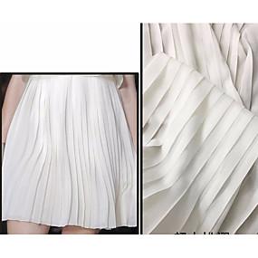 povoljno Novo u ponudi-Chiffon Jednobojni Neelastičan 150 cm širina tkanina za Posebne prilike prodan od 0.5m
