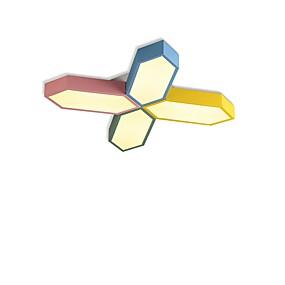 halpa Kattovalaisimet ja tuulettimet-CONTRACTED LED® 4-Light Geometrinen / Erikois Upotettavat valaisimet Alavalot Maalatut maalit Metalli Silmäsuoja, Uusi malli, Ihana 110-120V / 220-240V Lämmin valkoinen / Valkoinen