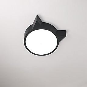 povoljno Kids Room-Flush Svjetla Downlight Zaštita očiju 110-120V / 220-240V Bijela / Zatamnjen daljinskim upravljačem / Topla bijela i bijela