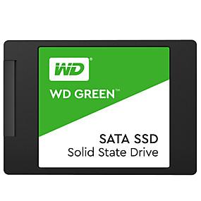 povoljno Računalne komponente-WD Računalna oprema / Vanjski tvrdi disk 240GB WD  Green SSD 240G