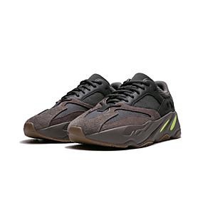 a4d8f12b5 رجالي النعال الخفيفة تيساج فولانت للربيع والصيف أحذية رياضية الركض بني