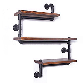 cheap Home Office Furniture-Iron Vintage Magazine Racks Living Room