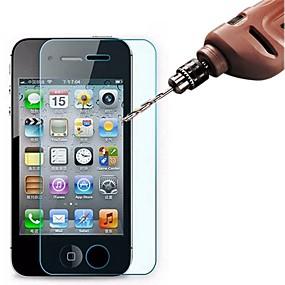povoljno Zaštitne folije za iPhone-hd kaljeno staklo zaslon zaštitnik film za iPhone 4 / 4s / 5 / 5s / 5c / se / 6 / 6s / 6 plus / 6s plus / 7/7 p plus / 8/8 plus / x / xs / xr / xs plus