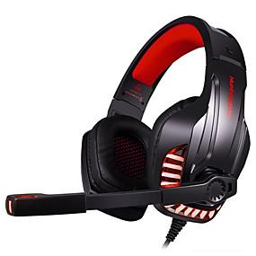 voordelige Gaming-LITBest HUNTER SPIDER V6 Gaming Headset Bekabeld Gaming Gaming