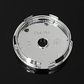 povoljno Dekoracija za kotače automobila-4kom Čep kapa Moda plastika Kopče kotača Za Univerzális Svi modeli Sve godine