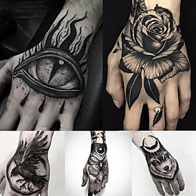 Hand Temporary Tattoos Search Lightinthebox