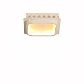 halpa Kattovalaisimet ja tuulettimet-Suora Upotettavat valaisimet Tunnelmavalo Maalatut maalit Metalli Luova, LED 110-120V / 220-240V Lämmin valkoinen / Kylmä valkoinen