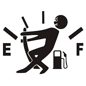 povoljno Ukrasi i zaštita automobila-auto naljepnica goriva dizajniran izdržljiv kreativni auto naljepnica