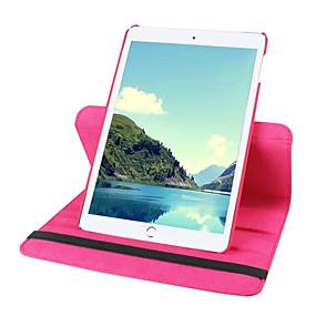 voordelige Ipad Hoes-DG.MING hoesje Voor Apple iPad Pro 10.5 / iPad Mini 3/2/1 360° rotatie / Schokbestendig / met standaard Volledig hoesje Effen Hard PU-nahka voor iPad Mini 5 / iPad Mini 3/2/1 / iPad Mini 4