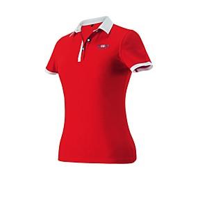 de95f151 Women's Girls' Female 1pc Tee / T-shirt Polos Shirt Short Sleeve Golf  Leisure Sports Outdoor Exercise Outdoor Workout Athleisure Outdoor Summer /  Cotton ...