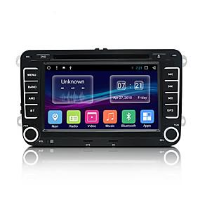 povoljno Novi dolasci u srpnju-JUNSUN 2531.A 7 inch 2 Din Android 7.1 U-crtica DVD player / Car MP5 Player / Auto MP4 Player GPS / MP3 / Ugrađeni Bluetooth za Volkswagen / Škoda / Sjedalo Mini USB podrška MP3 / WMA GIF / BMP / PNG