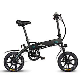povoljno Lokalno skladište-fiido d1 sklopivi električni bicikl eu 10.4ah