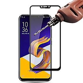 tanie Zabezpieczenia ekranu telefonu komórkowego-Naxtop Ochrona ekranu na Asus Zenfone Max Plus (M1) / Asus Zenfone 5 / Zenfone 4 ZE554KL Szkło hartowane 1 szt. Folia ochronna ekranu Wysoka rozdzielczość (HD) / Twardość 9H / 2.5 D zaokrąglone rogi