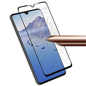 voordelige Schermbeveiligers voor mobiel-Screenprotector voor Huawei Huawei P30 Gehard Glas 1 stuks Voorkant screenprotector High-Definition (HD) / 9H-hardheid / Explosieveilige