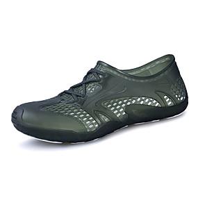 baratos Sapatilhas e Mocassins Masculinos-Homens Sapatos Confortáveis PVC Verão Esportivo / Casual Mocassins e Slip-Ons Água / Caminhada Respirável Cinzento / Verde / Azul