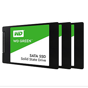 cheap Computer Components-WD 120GB 2.5'' SSD SATA3 Interface High Speed Read and Write