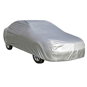 voordelige Autohoezen-universele uv waterdichte full car cover outdoor auto zonwering covers