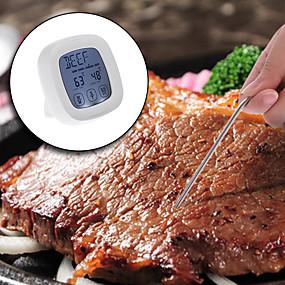 povoljno Újdonságok-ts-802a roštilj za pečenje mesnih proizvoda sa termometrom sa sondom z40 (jednostruka igla)