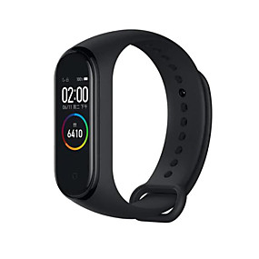 cheap Specials & Offers-Xiaomi Mi Band 4 Smart Watch BT 5.0 Fitness Tracker Support Notify Compatible Samsung/HUAWEI Android Phones & IPhone