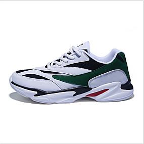 baratos Sapatos Esportivos Femininos-Mulheres Tênis Sem Salto Com Transparência Verão Vermelho / Verde
