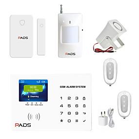 povoljno Sensori i alarmi-bežični zaslon u boji gsm alarmni sustav kućni nadzor monitora