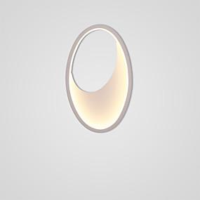 hesapli Duvar Aplikleri-Duvar ışığı Ortam Işığı Duvar lambaları 12 W 110-120V / 220-240V Birleştirilmiş LED LED / Modern Çağdaş