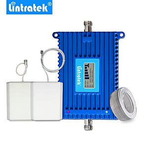 billige Signalforsterkere-lintratek 4g lte signalrepeater booster 800 mhz band 20 70db gevinst 4g lte cellulær forsterker sett