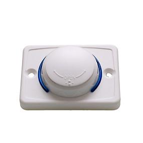 billige Nyankomne i august-5v 3.1a ny design støvtett og vanntett dual usb port billader lysbilde hvitt panel