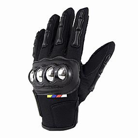 abordables Nouvelles arrivées en août-gants de sports de plein air vélo moto faire du vélo imperméable anti-dérapant garder au chaud gants écran tactile pour toutes les saisons