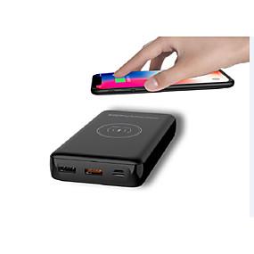 billige Eksterne batterier-tyinno 20000 mah for eksternt batteri eksternt batteri 5-12 v for 5 a / 9 a for batterilader qc 3.0 / med adapter / trådløs lader