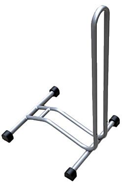 저렴한 스포츠 & 아웃도어-Acacia 자전거 바닥 랙 다기능 조절 가능 스탠드 철 합금 싸이클링 도로 자전거 산악 자전거 블랙 실버