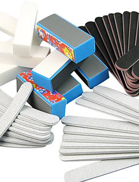 voordelige Nagelvijlen & Buffers-Amaril / Sieni Nail Art-bestanden en buffers Bufferblokken Voor Vingernagel Teennagel Ministijl Nagel kunst Manicure pedicure Eenvoudig