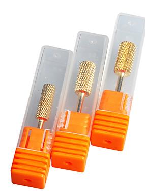 voordelige Nagelmanicure & pedicure-instrumenten-Staal Nail Art Tool Voor Vingernagel Teennagel Duurzaam Nagel kunst Manicure pedicure Klassiek / leuke Style Dagelijks
