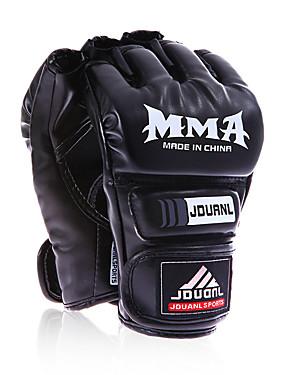 povoljno Sport és outdoor-Profesionalne boksačke rukavice / Rukavice za borilačke sportove / Boksačke rukavice Za Taekwondo, Boks, Karate, Miješani borilački sportovi (MMA) Prstiju Prilagodljivo, Prozračnost, Otporno na