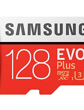 cheap Computer & Office Clearance-SAMSUNG 128GB Micro SD / TF Memory Card UHS-I U3 100 Speaker