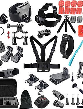 povoljno Sport és outdoor-Outdoor Rasprodaja 1 pcs Za Akcija kamere Gopro 6 Sve Gopro 5 Xiaomi Camera Gopro 4 Camping & planinarenje Skijanje Univerzális / SJCAM / SJ4000 / SJCAM SJ5000X / SJCAM / SJCAM SJ5000X