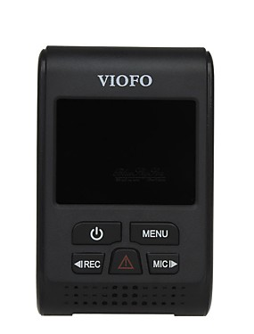 voordelige 40% OFF-klaring viofo a119s 720p / 1080p auto dvr groothoek 2 inch dash cam met bewegingsdetectie geen autorecorder / 2.0