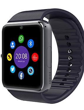 tanie Smart Watch Phone-Inteligentny zegarek na iOS / Android Odbieranie bez użycia rąk / Kamera / aparat / Dźwięk Rejestrator aktywności fizycznej / 0.8 MP / 64 MB / GSM(850/900/1800/1900MHz) / MTK6261
