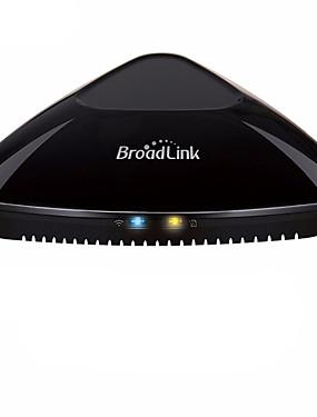 tanie Ochrona i bezpieczeństwo-broadlink rm pro + pilot zdalnego sterowania ir nadajnik zdalnego sterowania rf wifi kontrola