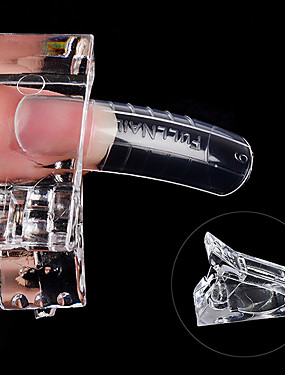 voordelige Ander Gereedschap-5 Tips voor kunstmatige nagels Nail Wraps Voor Vingernagel Creatief / Duurzaam Nagel kunst Manicure pedicure Artistiek / Retro / Gepersonaliseerde Dagelijks gebruik