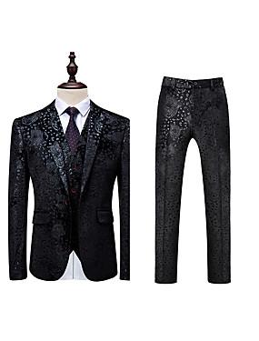 Χαμηλού Κόστους Ανδρικά μπλέιζερ και κοστούμια σε μεγάλα μεγέθη-Ανδρικά  Πάρτι   Καθημερινά Άνοιξη  amp 23b83167eaf