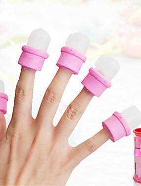 voordelige Ander Gereedschap-10 stuks Ympäristöystävällinen materiaali Nail Wraps Voor Multi Function Romantische serie Nagel kunst Manicure pedicure Modieus Dagelijks