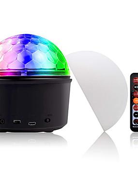 halpa esitysvalot-YouOKLight 1kpl 9 W 540 lm 9 LED-helmet Bluetooth kaiutin Kauko-ohjain Himmennettävissä LED-esitysvalot Muutos 5 V Ammattikäyttöön Koti / Toimisto Lastenhuone