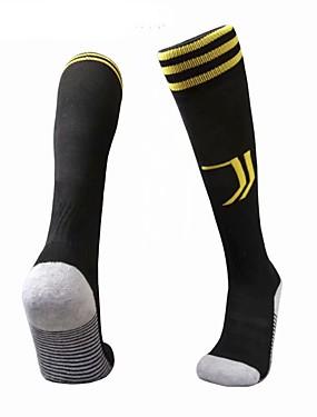 7df7d58c0 Adults Football Socks Soccer Socks Cotton Blend Knee High Unisex Socks  Football   Soccer Team Sports Athletic Breathable Comfort Sweat-wicking  Winter Sports ...