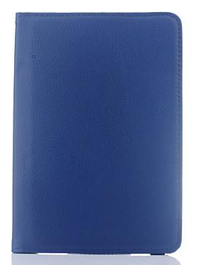 billige Bentoben-Etui Til Samsung Galaxy Tab S4 10.5 (2018) / Tab S3 9.7 / Tab S2 9.7 360° rotasjon / Støtsikker / med stativ Heldekkende etui Ensfarget Hard PU Leather