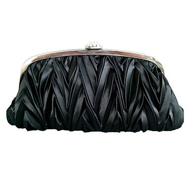 bellissime borse in raso sera / frizioni colori più disponibile