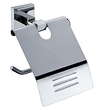 Wc-paperiteline Tyylikäs Nykyaikainen Messinki 1kpl - Kylpyhuone / Hotelli kylpy Seinäasennus