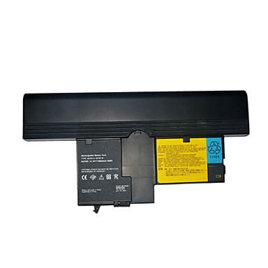 ibm sostituzione della batteria del computer portatile per gsi461t ThinkPad Serie X60 Tablet pc (14.8v 4400mAh)